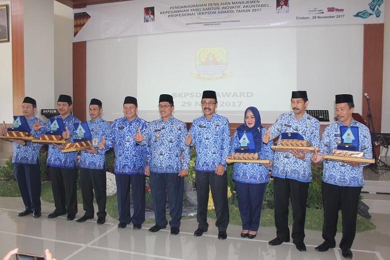 BKPSDM Award