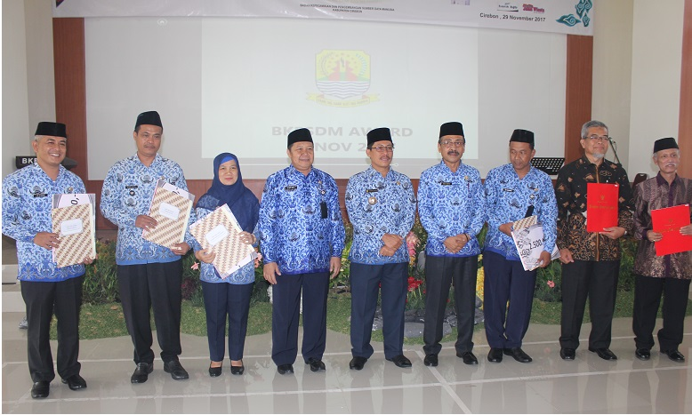 BKPSDM Award 3